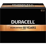 Duracell® Alkaline C Batteries 72-Pack
