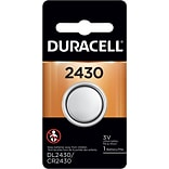 Duracell® DL2430 3.0-Volt Lithium Battery