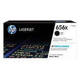 HP 656X High Yield Black Original LaserJet Toner Cartridge
