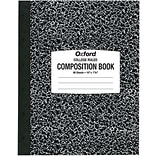 Oxford® Med-Ruled Composition Book