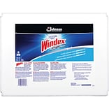 Windex Glass Cleaner with Ammonia-D, 5 Gallon