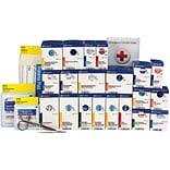 First Aid Only™ ANSI A+ SmartCompliance Large Food Service First Aid Kit Refill with Medication for