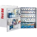 First Aid Only® XL SmartCompliance® General Business First Aid Cabinet With Medications, Metal (9073