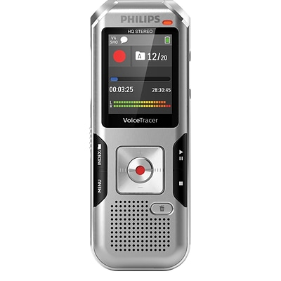 Philips DVT4010 Digital Voice Recorder