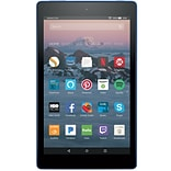 Amazon Kindle Fire HD 8 Tablet, 32GB, Android, Marine Blue