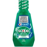 Crest Scope Classic Mouthwash Original Formula, 36 mL, 180/CT