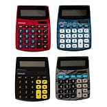 8-Digit Display Calculator, Assorted Designs (SPL-230C2)