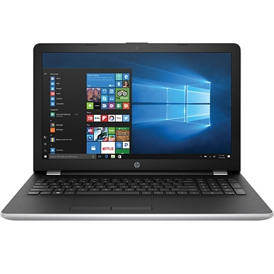 HP 15-bs062st 15.6 Laptop Computer (7th Generation Intel® Core™ i3, 1TB SATA HD, 6GB DDR4, Windows 10, Intel® HD Graphics 620)