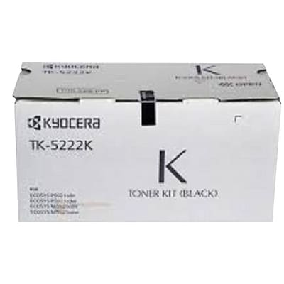 Kyocera TK-5222K Black Toner Cartridge