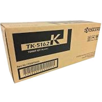 Kyocera TK-5162K Black Toner Cartridge