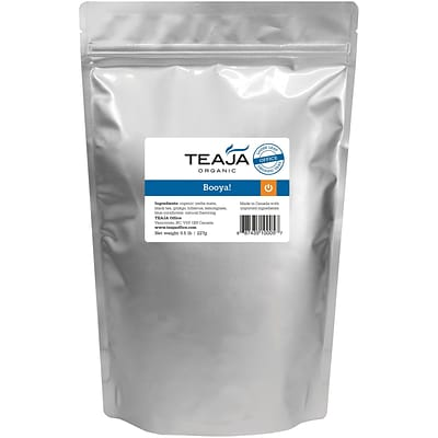 Teaja® Booya Loose Leaf Tea, 0.5 lb