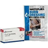 First Aid Only® Burn Dressing, 4 x 4 (16-004)