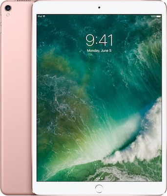 "Apple iPad Pro 10.5"" 64GB, Rose Gold"