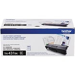 Brother Toner Cartridge, Black (TN431BK)
