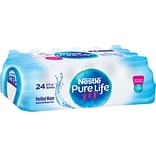 Nestle® Pure Life® Juniors Purified 8 oz. Bottled Water, 24/CS
