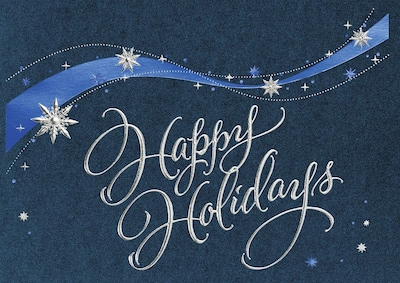 Happy Holiday/Season's Greetings Cards