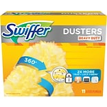 Swiffer 360 Dusters, Heavy Duty Refills, 11/CT