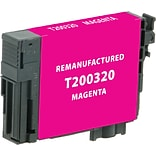 CIG Remanufactured Inkjet Cartridge, Epson T200 (T200320), Magenta