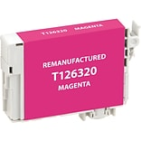 CIG Remanufactured Inkjet Cartridge, Epson T126 (T126320), Magenta, High Capacity