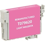 CIG Remanufactured Inkjet Cartridge, Epson 79 (T079620), Light Magenta, High Capacity