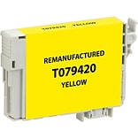 CIG Remanufactured Inkjet Cartridge, Epson 79 (T079420), Yellow, High Capacity