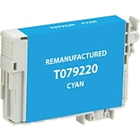 CIG Remanufactured Inkjet Cartridge, Epson 79 (T079220), Cyan, High Capacity