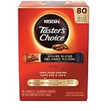 Nescafe® Tasters Choice® Soluble Coffee House Blend, .07 Oz., 80 Packets (NES15782)