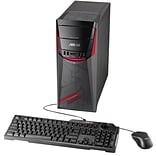 ASUS G11CDDS52 Gaming Desktop (7th Gen Intel i5, 1TB HDD, 8GB RAM, Windows 10, NVIDIA GeForce GTX 10