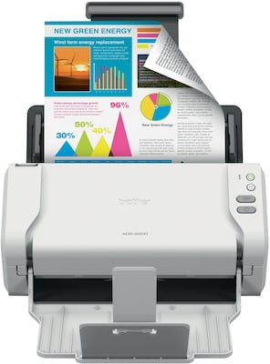 Brother ADS-2200 High-Speed Duplex Color Document Scanner
