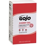 Gojo Pro 2000 Cherry Gel Pumice Hand Cleaner, 2,000ML, 4/Ct
