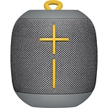 Logitech Ultimate Ears WONDERBOOM Super-Portable Waterproof Bluetooth Speaker, Stone Grey