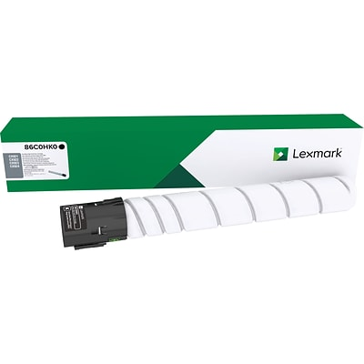 Lexmark CX92x Black High Yield Toner Cartridge