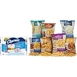 FREE Popcorn Factory 7 Flavor Assorted Bag Set When You Buy 1 Case of Bath Tissue