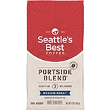 Seattles Best Coffee® Portside Whole Bean Coffee, Regular, 12 oz. Bag