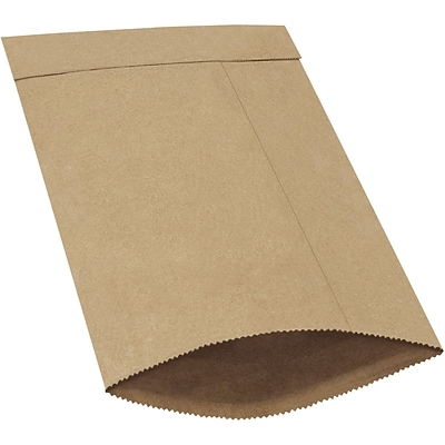 Open-End #00 Padded Mailers, 4-7/8 x 8-3/4, 250/Case