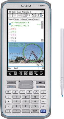 Casio FX CG50 Prizm Graph Calculator