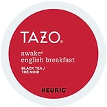 Tazo® Awake English Breakfast Tea Keurig® K-Cup® Pod, 24/CT (10611247360900)