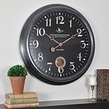 First Time® 24 Oversized Varenna Wall Clock