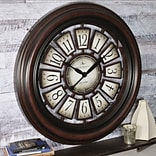 First Time® 29 Oversized Majestic Hollow Wall Clock