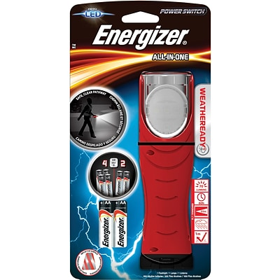 Energizer Weather Ready 4AA All-in-One LED Flashlight