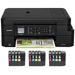 Brother MFC-J775DW XL Color Inkjet All-in-O...