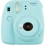 FREE Ice Blue Instax Mini 9 Instant Camera when you spend $1000