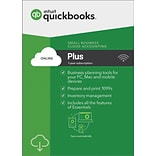 QuickBooks Online Plus 2018 for Windows (1 User) [Download]