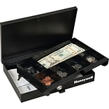 Honeywell Low profile Cash Box