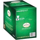 Twinings Irish Breakfast Tea, Keurig K-Cup Pods, 24/Box (F10993)
