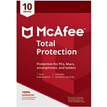 McAfee® Internet Security - 10 Devices [Boxed]