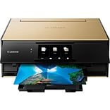 Canon PIXMA TS9120 Wireless Inkjet All-in-One Printer, Gold