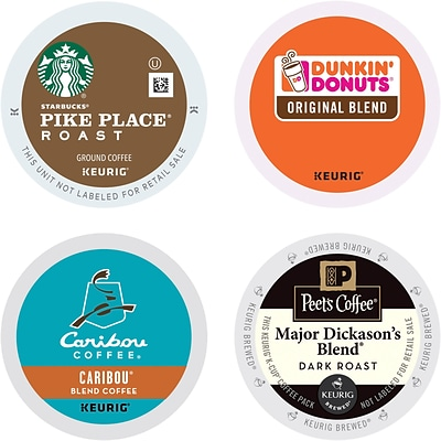 Keurig® K-Cup® Coffee Shop Collection, 96/CT