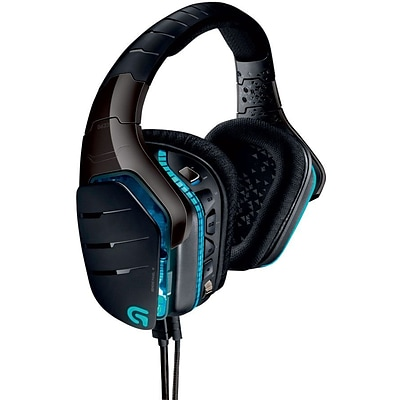 Logitech G633 Artemis Spectrum RGB 7.1 Surround Sound Gaming Headset (981-000586)