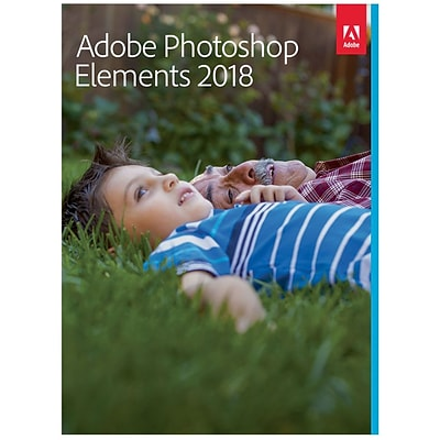 Adobe Photoshop Elements 18 for Windows (1 User) [Download]